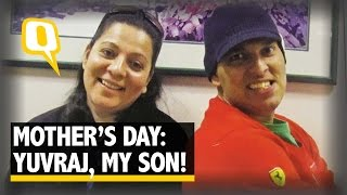 The Quint: Shabnam Singh Opens Up About Her Son Yuvraj Singh