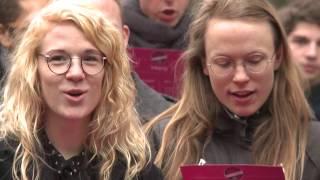 600 studerende gav gode gerninger i bytte for gratis julerejse