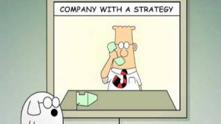 Dilbert:  The Importance Of Strategies Video