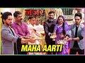 Ansh Performing Maha Aarti | Mohana, Pia | Nazar