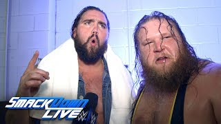 Heavy Machinery are ready to grill and overcome: SmackDown Exclusive, July 2, 2019