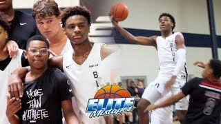 Bronny James Jr FIRST CHAMPIONSHIP in LA! Game Gets HEATED