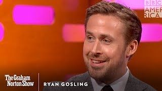 <b>Ryan Gosling </b>Cringes Watching His Old Dance Moves  The Graham Norton Show