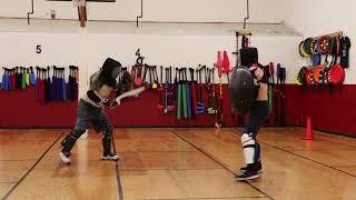 Falcata and Shield VS Gladius and Shield