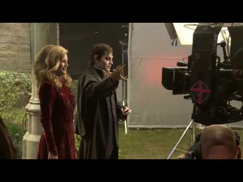 Dark Shadows - Official Behind the Scenes Part 2