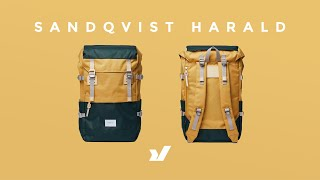The Sandqvist Harald Backpack