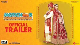 Motichoor Chaknachoor | Official Trailer | Nawazuddin Siddiqui, Athiya Shetty | 15th November