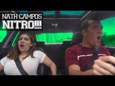 REACCIONANDO AL NITRO!! (Con NATH CAMPOS) | JUCA