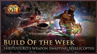 PATH OF EXILE - Build Of The Week S9E3 SHEPUUURD