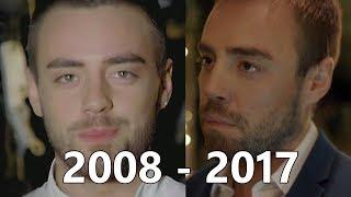 Murat Dalkılıç Müzik Evrimi 2008 - 2017 Videografi #2