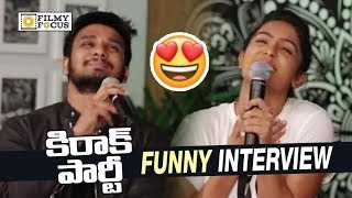 Kirrak Party Team Funny Interview