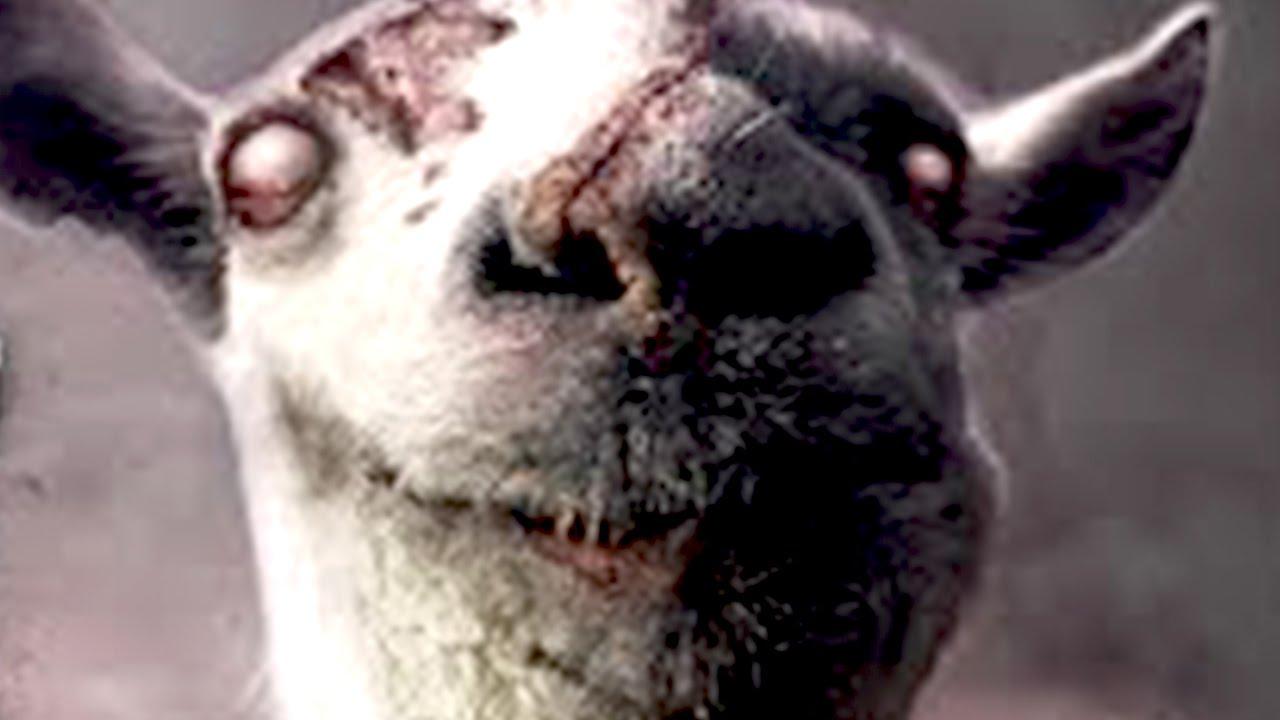 GOAT SIMULATOR – GoatZ DLC Trailer #VideoJuegos #Consolas