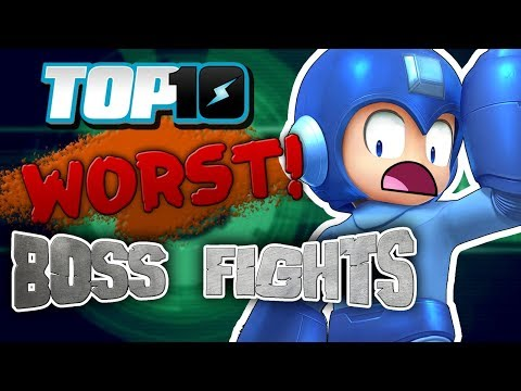 Top 10 Worst Boss Fights