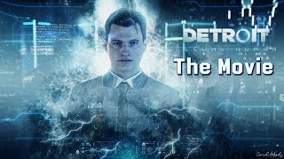 Detroit: Become Human - The Movie [HD - Best Ending]