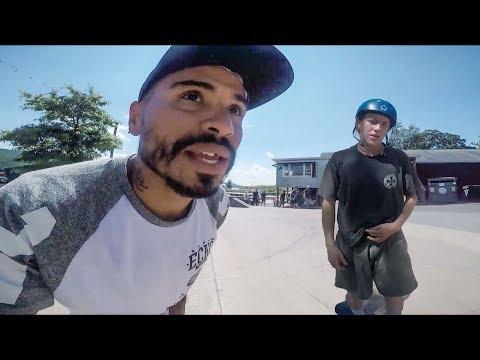 Manny's World: Woodward Camp Episode 3