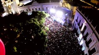 preview picture of video 'Ángeles Azules en el Mérida Fest 2015'