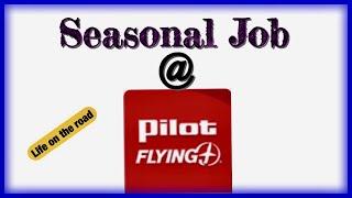 Seasonal Job @ Pilot flying J