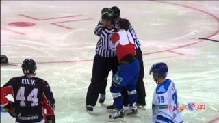 Fight Nikita Pivtsakin vs Andrei Stepanov Brawl Драка Никита Пивцакин - Андрей Степанов