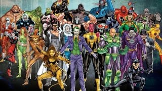 Top 10 Greatest DC Supervillains