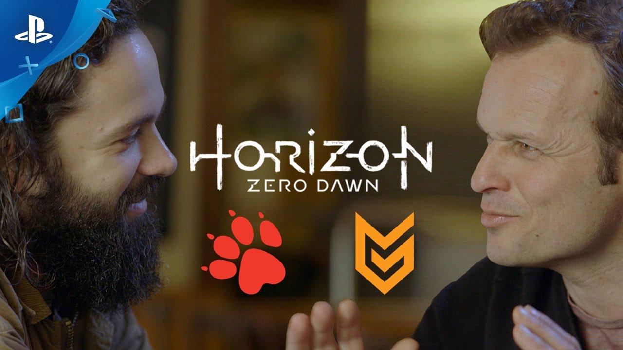 Café e Horizon: Neil Druckmann Conversa com Hermen Hulst