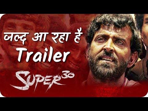 Hrithik Roshan's Super 30 Teaser Trailer Out Very Soon