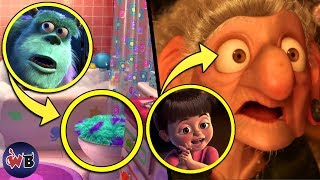 Twistedly Dark Monsters Inc. Theories That Will Freak You Out