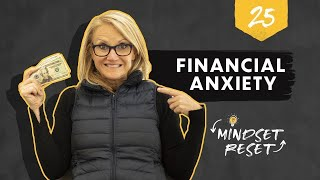#MindsetReset Day 25: If money stresses you out, watch this | Mel Robbins