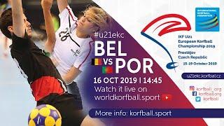 IKF U21 EKC 2019 BEL – POR