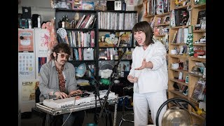 Aldous Harding NPR Music Tiny Desk Concert