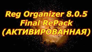 Reg Organizer Русская  зарегистрированная на 8 лет версия