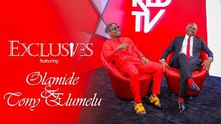 Exclusive Special   Olamide & Tony Elumelu (Oil & Gas)