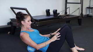 THORACIC FOAM ROLL - with Exercise Specialist, Beck Burling