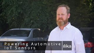 Powering Automotive IoT Sensors