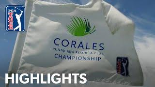 Highlights | Round 1 | Corales Puntacana 2020