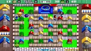 RECORDANDO: Neo Bomberman  Modo Batalla  Mapa 1