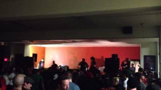 Doomblade - The Acacia Strain - 10/11/12