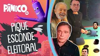 Moro saíra da toca para apanhar de Bolsonaro e Lula em 2022? Alvaro Dias analisa