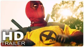 DEADPOOL 2 Trailer Oficial 3 Español (2018)