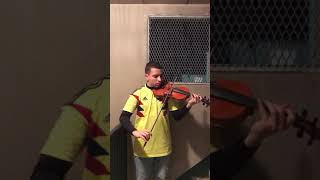 Madrina  Maes Ft. Booba Reprise Au Violon By Amined1