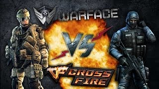 Рэп Баттл - Warface vs. Crossfire