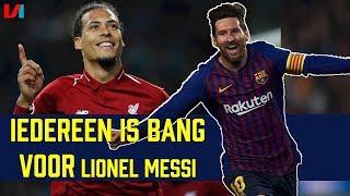 Ultiem Examen voor Virgil van Dijk: 'Messi is niet te Verdedigen!'