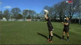 R80 Rugby Lineout Throwing Training Skills
