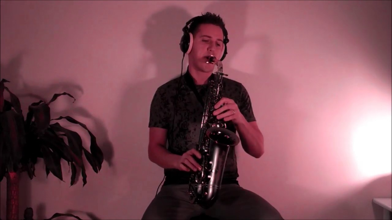 Lady GaGa – Always remember us this way – Saxophone cover by TheSaxWalker