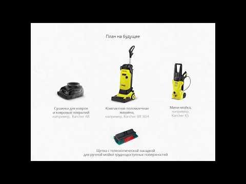 Урок 3. Оборудование и расходные материалы для клининга
