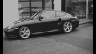 preview picture of video 'Porsche 911 Turbo S 2004 996 outside The Office Wirral Oxton Prenton Birkenhead'