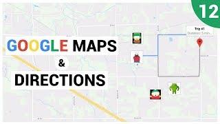 Creating Custom Google Map Markers