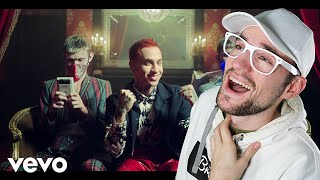 Blackbear   Hot Girl Bummer [big Budget Music Video] | REACTION