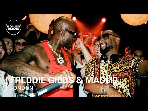 Madlib & Freddie Gibbs (Live) | Freddie Gibbs & Madlib - Bandana LP