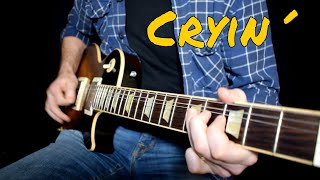 Aerosmith - Cryin' cover
