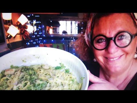 Pesto verde di zucchina